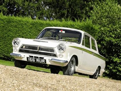 1963 Ford Lotus Cortina 2