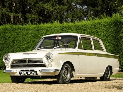 1963 Ford Lotus Cortina 3