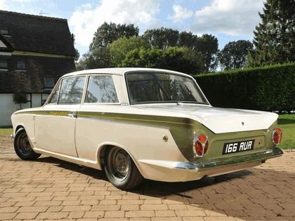 1963 Ford Lotus Cortina 4