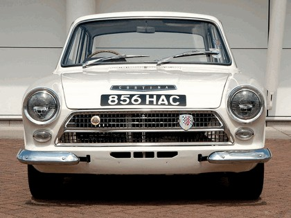 1963 Ford Lotus Cortina 5