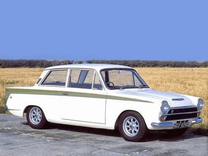 1963 Ford Lotus Cortina 8