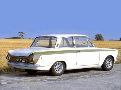 1963 Ford Lotus Cortina 9
