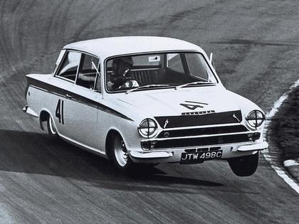 1963 Ford Lotus Cortina 10