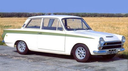 1963 Ford Lotus Cortina 4