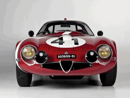 1964 Alfa Romeo Giulia TZ coupé Le Mans 1