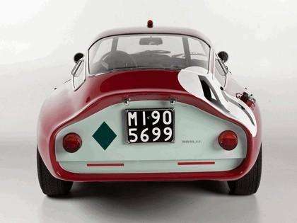 1964 Alfa Romeo Giulia TZ coupé Le Mans 2