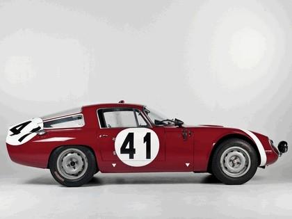 1964 Alfa Romeo Giulia TZ coupé Le Mans 5