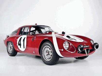 1964 Alfa Romeo Giulia TZ coupé Le Mans 6