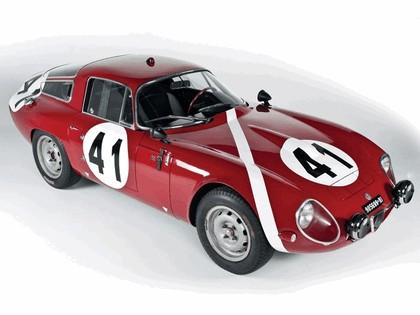 1964 Alfa Romeo Giulia TZ coupé Le Mans 7