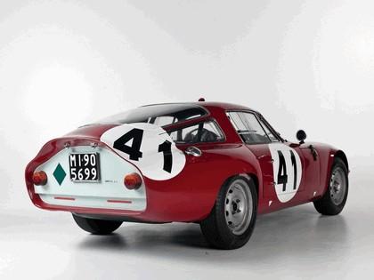1964 Alfa Romeo Giulia TZ coupé Le Mans 9