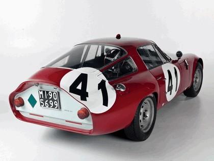 1964 Alfa Romeo Giulia TZ coupé Le Mans 11