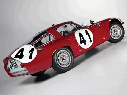 1964 Alfa Romeo Giulia TZ coupé Le Mans 12