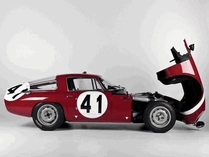 1964 Alfa Romeo Giulia TZ coupé Le Mans 13