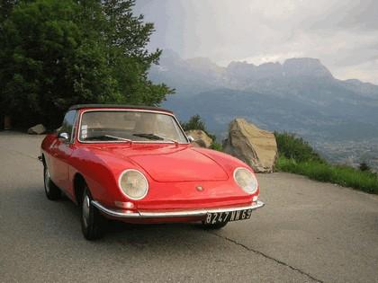 1965 Fiat 850 spider 2