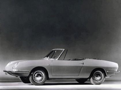1965 Fiat 850 spider 3