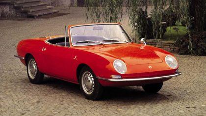 1965 Fiat 850 spider 9