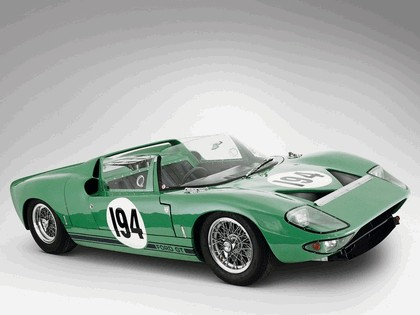 1965 Ford GT40 Works prototype roadster 1