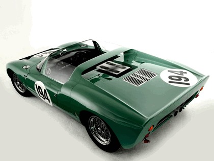 1965 Ford GT40 Works prototype roadster 9