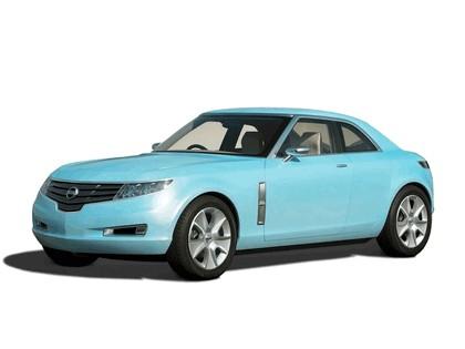 2005 Nissan Foria concept 1