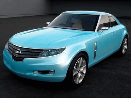 2005 Nissan Foria concept 6