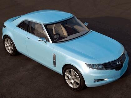 2005 Nissan Foria concept 11