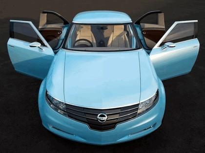 2005 Nissan Foria concept 13