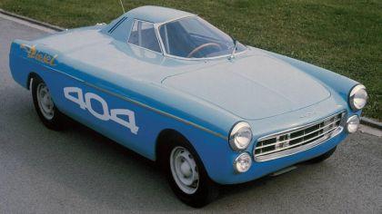 1965 Peugeot 404 diesel - record car 7
