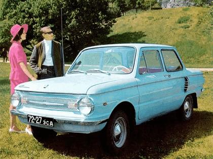 1966 Zaz 966 Zaporozsec 1