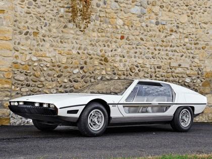 1967 Lamborghini Marzal concept by Bertone 5