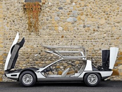 1967 Lamborghini Marzal concept by Bertone 7