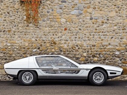 1967 Lamborghini Marzal concept by Bertone 8