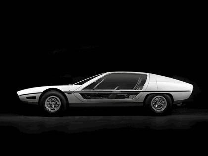 1967 Lamborghini Marzal concept by Bertone 9