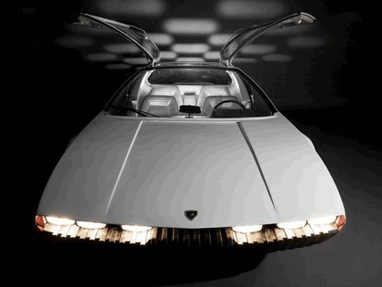 1967 Lamborghini Marzal concept by Bertone 10