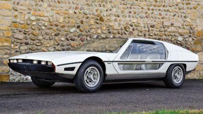 1967 Lamborghini Marzal concept by Bertone 1