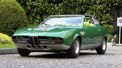 1969 BMW 2800 Spicup by Bertone 5