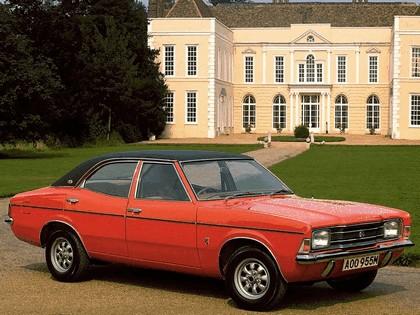 1970 Ford Cortina 4-door saloon 2