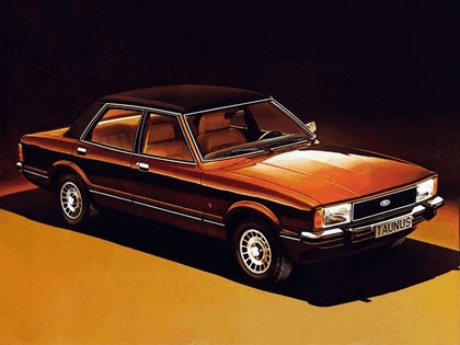 1976 Ford Taunus Ghia 1