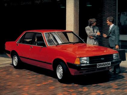 1977 Ford Granada 9