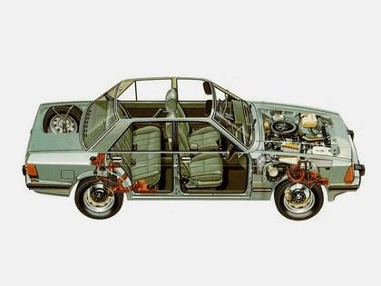 1977 Ford Granada 13