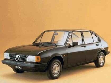 1980 Alfa Romeo Alfasud 1