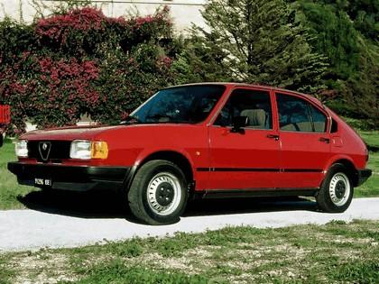 1980 Alfa Romeo Alfasud 2