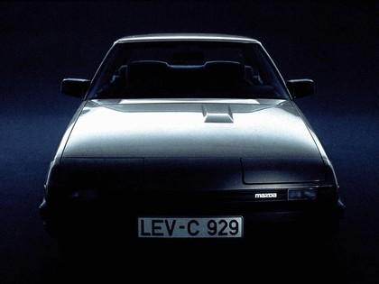 1981 Mazda 929 coupé 4