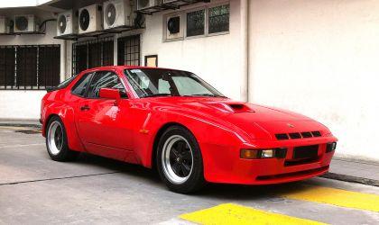 1981 Porsche 924 ( 938 ) Carrera GT - UK version 17