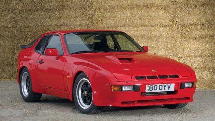 1981 Porsche 924 ( 938 ) Carrera GT - UK version 2