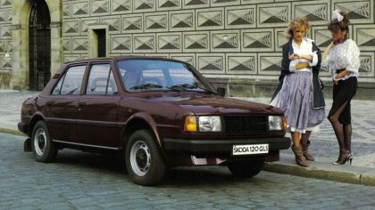 1983 Skoda 120 GLS 6