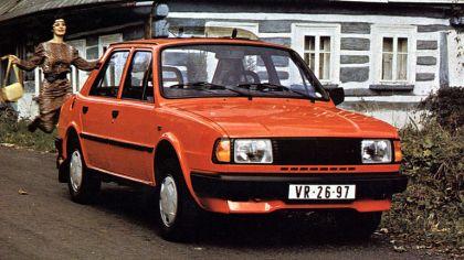 1984 Skoda 130 L 6