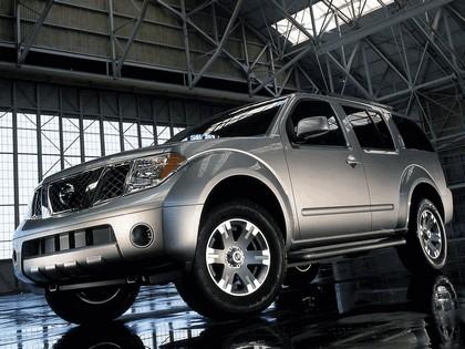 2005 Nissan Pathfinder 1