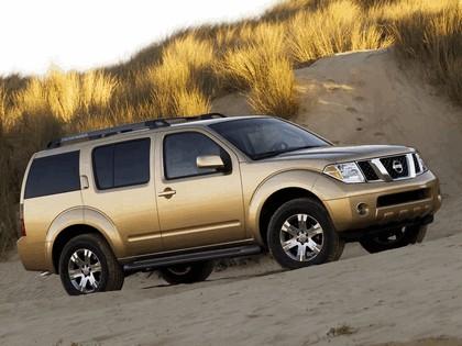 2005 Nissan Pathfinder 8