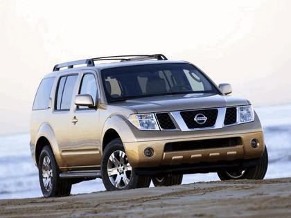 2005 Nissan Pathfinder 11