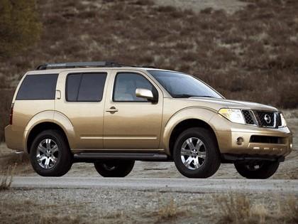 2005 Nissan Pathfinder 15